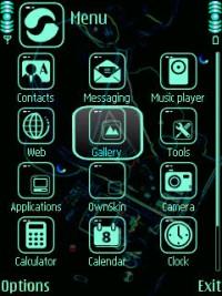 Темы для Nokia 6120